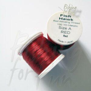 FishHawk RED A Metallic (Size A)-1796