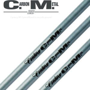 Century Carbon Metal BB - 15' Blank -423