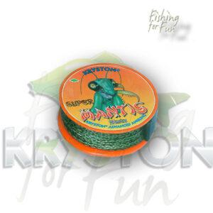 KRYSTON MANTIS SUPER BRAID | 25LB | 11.3KG | 20M | SILKWEED GREEN-930