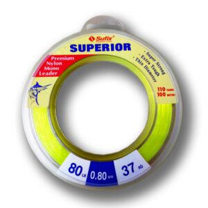 SUFIX SUPERIOR SHOCKLEADER| 0.80MM | 100M-1026