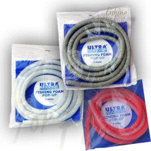 ULTRA MARINE FISHING FOAM POP-UP GREY-1015